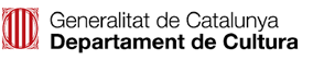 logo generalitat catalunya cultura