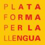 plataforma per la llengua logo